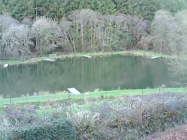 Bellbrook Fishery Webcam